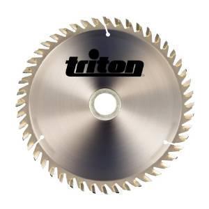 Lame pour scie circulaire plongeante 60 dents Triton TTS60T