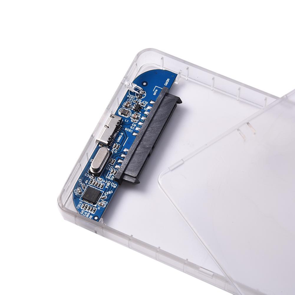 """Boîtier pour disque dur SATA 2.5"""" - USB 3.0"""