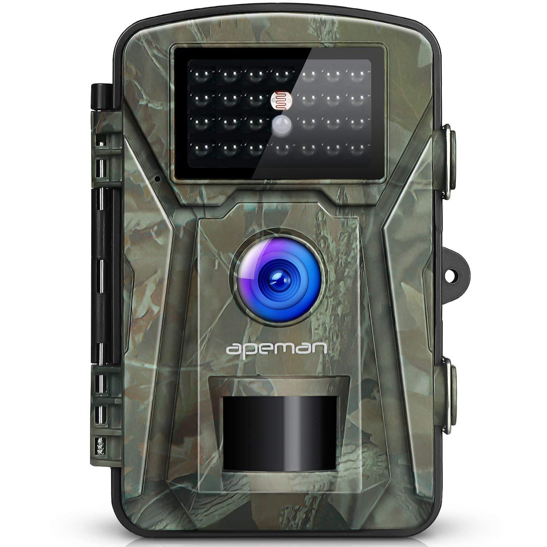 Caméra de chasse Apeman - Full HD, 12MP, IP66 (Vendeur tiers - Expédié par Amazon)