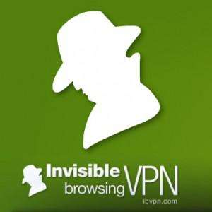 Abonnement VPN Invisible Browsing Premium gratuit pendant 1 an