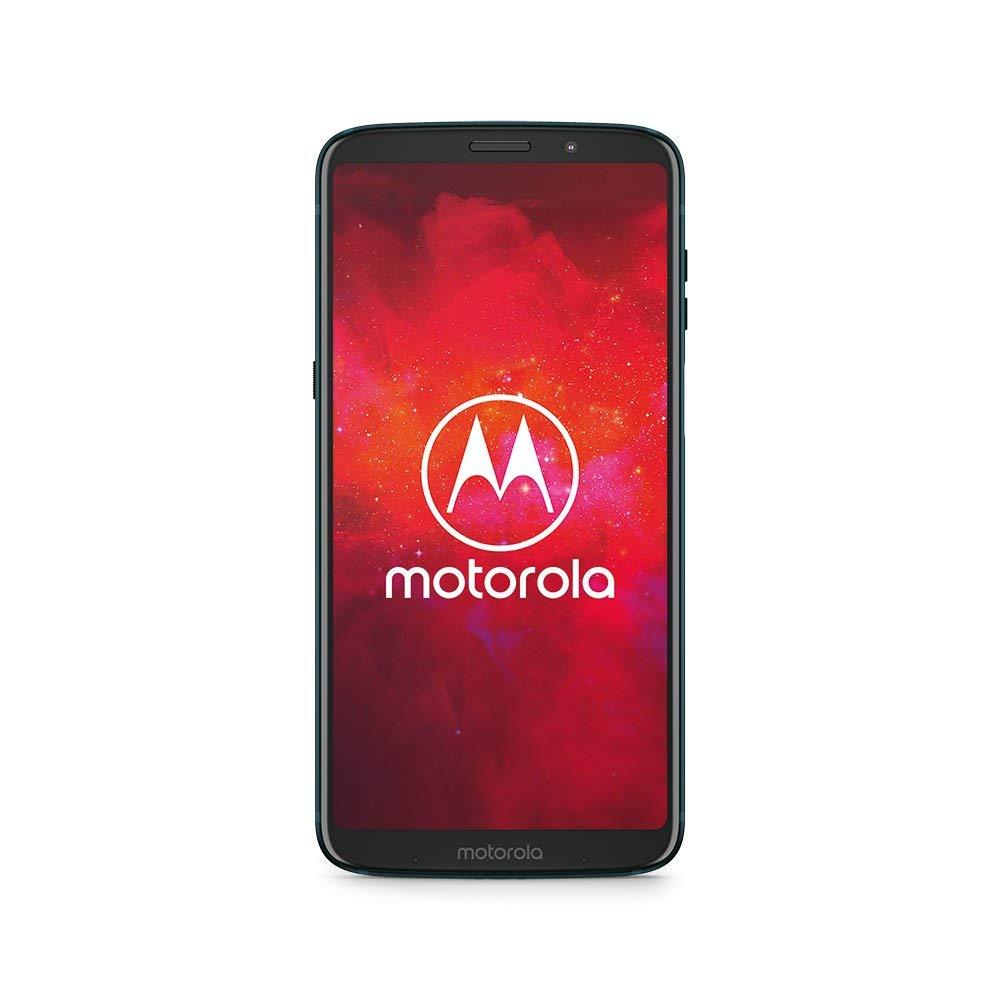 """Smartphone 6"""" Motorola Moto Z3 Play - 64 Go, RAM 4Go + Batterie PowerPack et Style Shell offertes"""