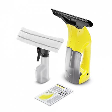 Lave-vitre électrique sans fil Karcher WV 1 Plus - 240V, 100 ml (Via ODR 10€)