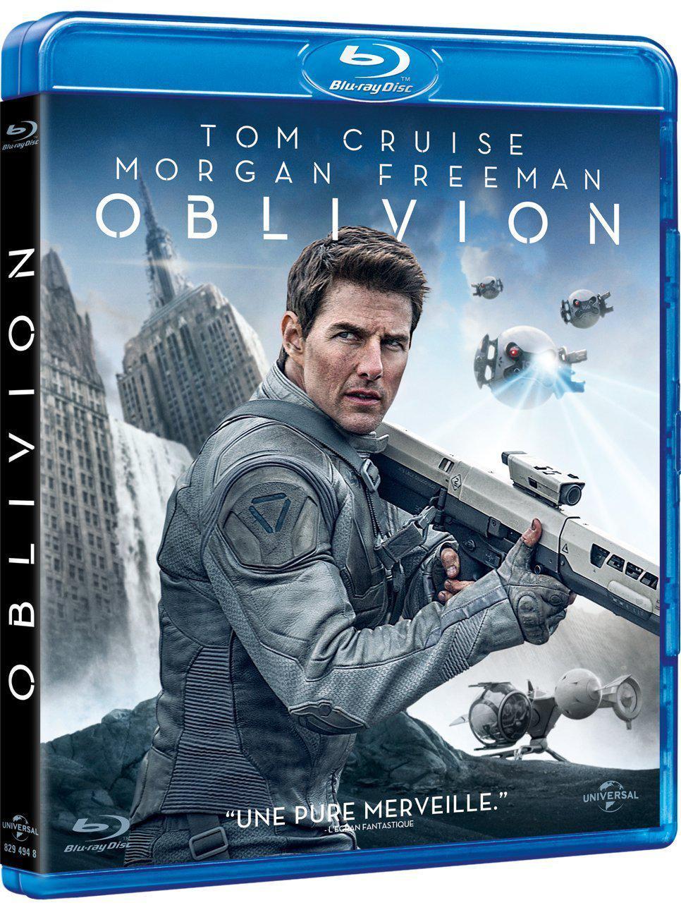 Jusqu'à 75% de réduction sur une sélection de DVD/Blu-ray - Ex : Blu-ray Oblivion