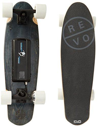 Skateboard électrique Revoe Evo - Noir