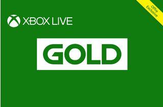 [Microsoft Rewards] 25% de réduction immédiate sur les Abonnement Xbox Live Gold - Ex: 12 Mois pour 22500 points au lieu de 30000