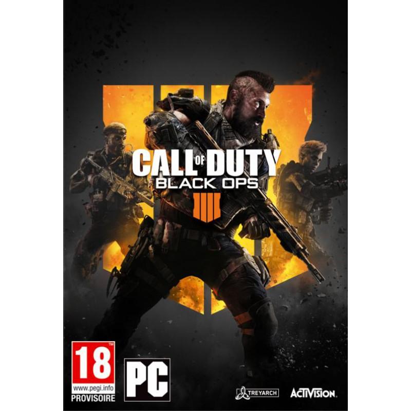 Jeu Call of Duty Black Ops IIII sur PC