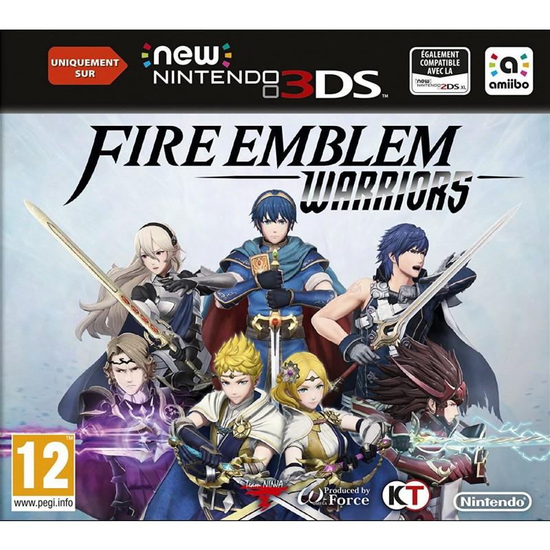 Fire Emblem Warriors sur New 3DS (XL) / New 2DS XL