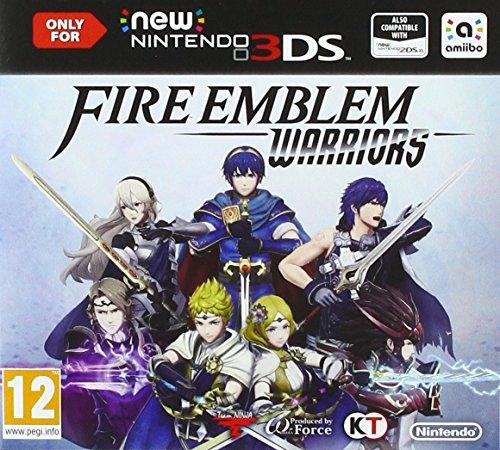 Jeu Fire Emblem Warriors sur New 3DS (XL) / New 2DS XL