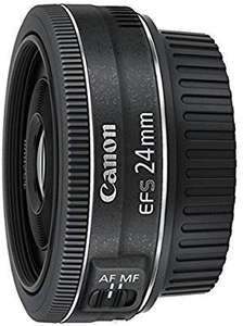 Objectif Canon EF-S 24 mm F/2.8 STM Pancake