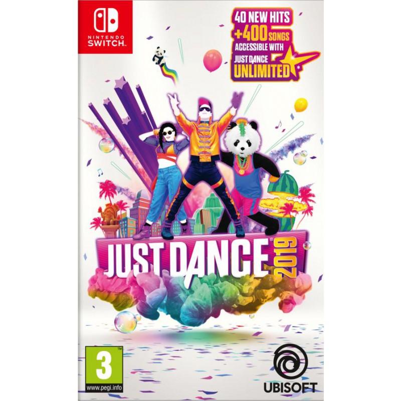 Just Dance 2019 sur Nintendo Switch