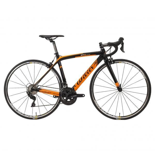 Vélo de Course Wilier Triestina GTR Shimano 105 R7000 34/50 - Noir/Orange (2019)