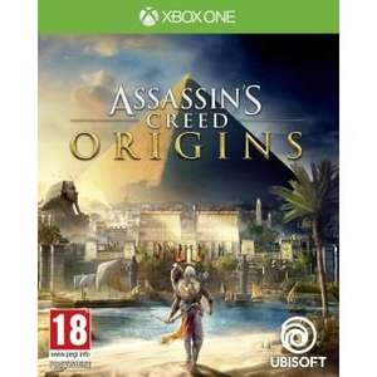 Assassin's Creed Origins sur Xbox One