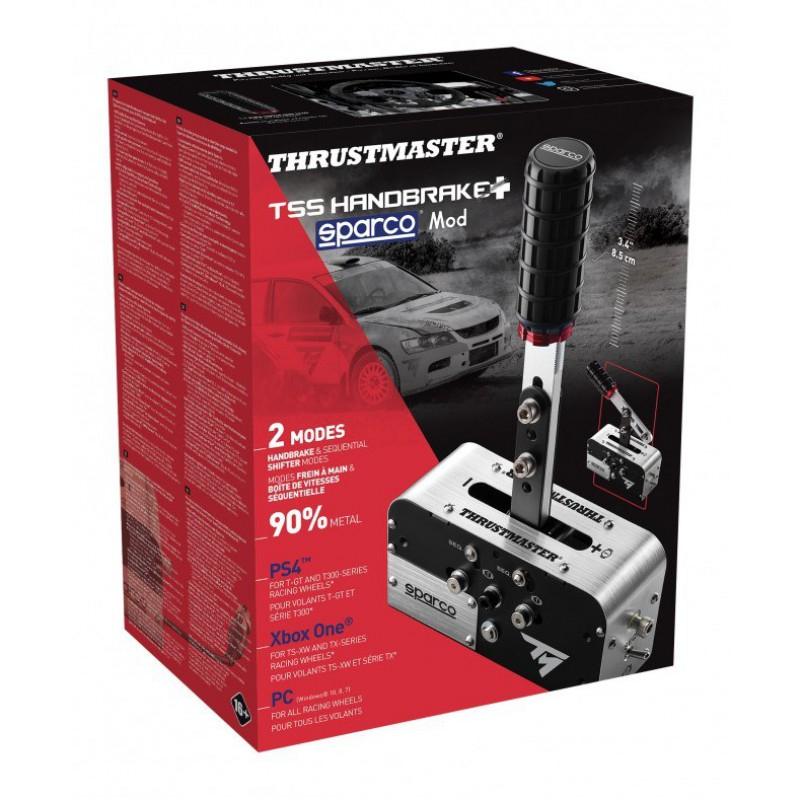 ThrustMaster TSS HandBrake Sparco Mod pour PC