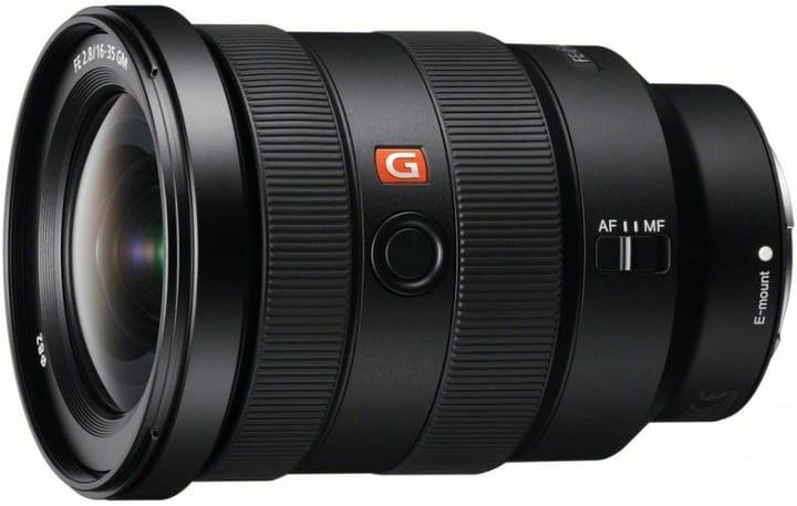 Objectif Sony FE 16-35mm f 2.8 GM pour appareille photo Hybride- Monture FE (plein format compatible APS-C) - Frontalier Suisse