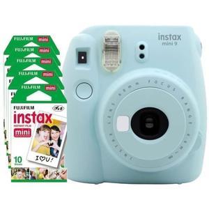 [Cdiscount à volonté] Appareil instantané Instax Mini 9 (coloris au choix) + 50 feuilles Instax Mini