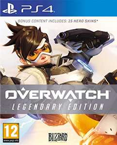 Overwatch - Edition legendary sur PS4, Xbox One / PC