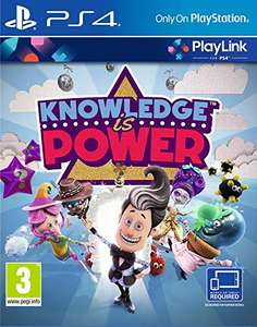 Knowledge Is Power - Gamme PlayLink sur PS4