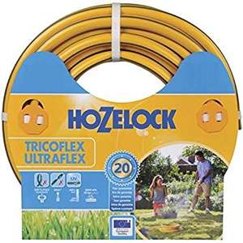 [Prime] Tuyau Hozelock Tricoflex Ultraflex - 25m, Diam : 15mm