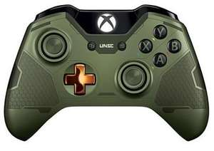 Manette Sans Fil Xbox One Halo 5 Master Chief