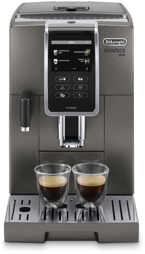 Cafetière à expresso automatique De'Longhi Dinamica Plus ECAM 370.95