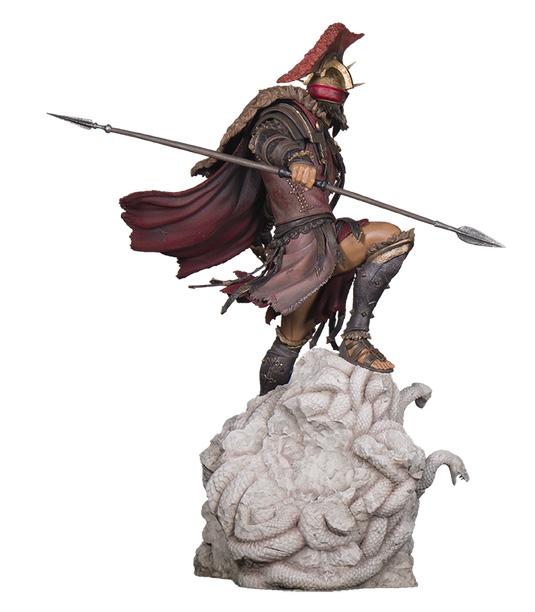 Figurine Assassin's Creed Odyssey Alexios - édition numérotée, 68 cm