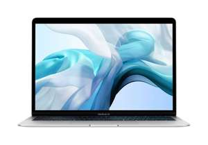 "PC portable 13.3"" Apple MacBook Air - Retina, i5-8, 8 Go de RAM, 128 Go en SSD, argent (frontaliers Suisse)"