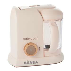 Robot Cuiseur Beaba Babycook Solo Pink Edition