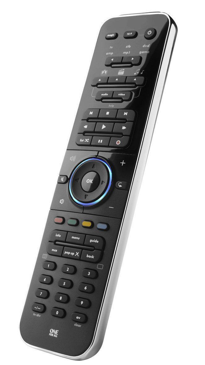 Télécommande universelle antichocs 6 en 1 smart control