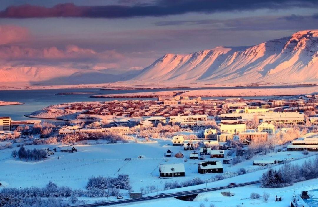 Vols A/R Paris (ORY) <-> Reykjavik (KEF) en Islande du 3 au 16 Octobre 2019