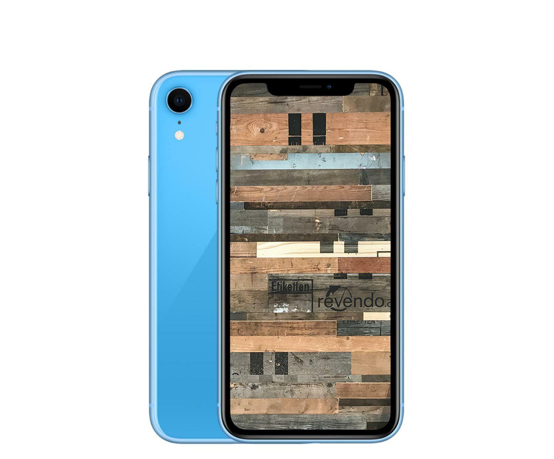 "Smartphone 6.1"" Apple iPhone XR (Bleu) - 64 Go (Frontaliers Suisse)"