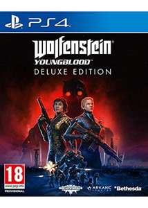 [Précommande] Wolfenstein : Youngblood Deluxe Edition sur PS4