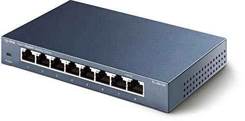 Switch 8 Ports Gigabit TP-Link TL-SG108 V3.0