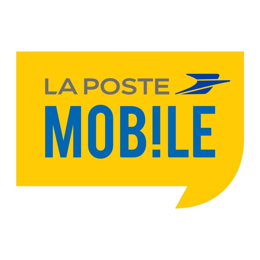 Abonnement mensuel au Forfait La Poste Mobile - Appels/MMS/SMS illimités + 60 Go en France & 10 Go en Europe (Sans engagement et à vie)