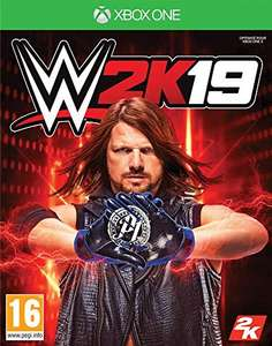 WWE 2K19 sur Xbox One