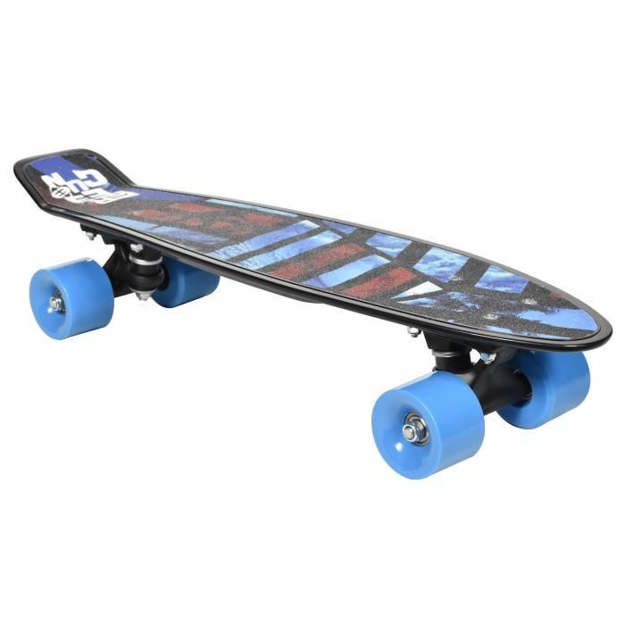 "Skateboard Vintage 22.5"" Freegun - Design Surf"