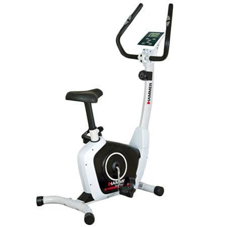 Vélo d'intérieur Hammer Hometrainer Cardio T2 frais de port inclus