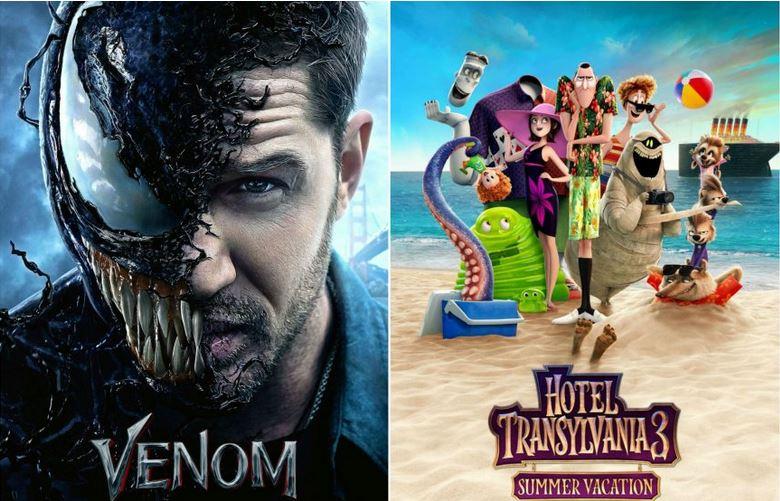 [Abonnés Freebox Delta et One] Films Venom et Hotel Transylvania 3 offerts en VOD
