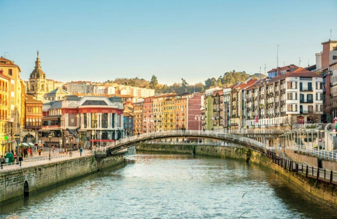 Vols A/R Paris (CDG) <-> Bilbao (BIO) du 16 au 23 juillet à partir de 72.08€