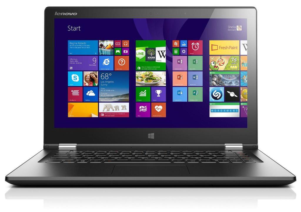 "PC Portable 13"" Lenovo Yoga 2 (Intel Core i7, 8 Go de RAM, 256 Go SSD, Intel HD Graphics)"