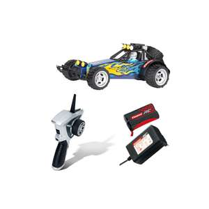 Buggy radio-commandé CARRERA RC 370121004 Blue Scorpion