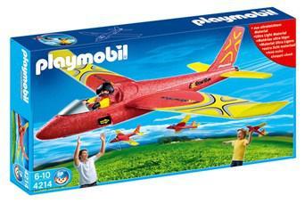 jusquà 73% de réduction sur une sélection de jouets playmobil - Ex : Planeur Extrême