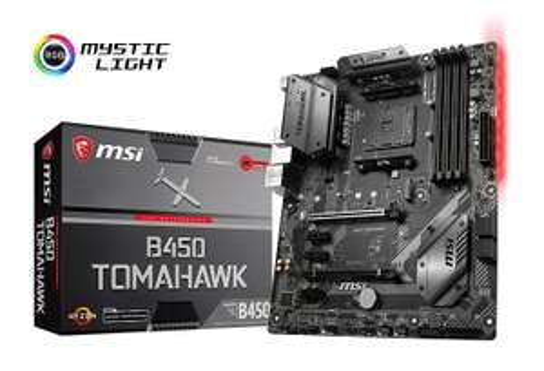 Carte mère MSI B450 Tomahawk - Socket AM4
