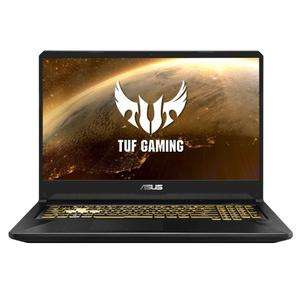 "PC portable 17.3"" full HD Asus TUF765GM-EV189T - 144 Hz, i7-8750H, GTX-1060 (6 Go), 8 Go de RAM, 1 To + 128 Go en SSD, Windows 10"
