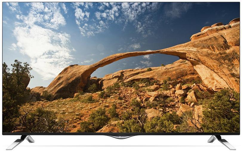 "TV 49"" LG 49UF695V - 4K Ultra HD"