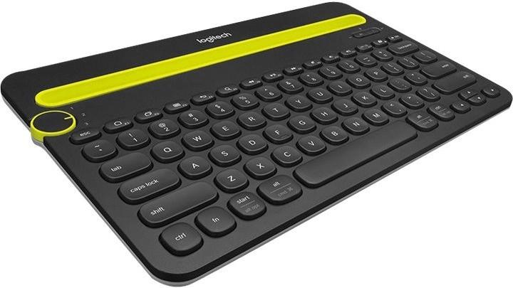 Clavier sans-fil Logitech K480 - Bluetooth, noir