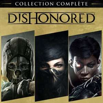Pack jeux Dishonored: Complete Collection sur PC (Dématérialisé - Steam)