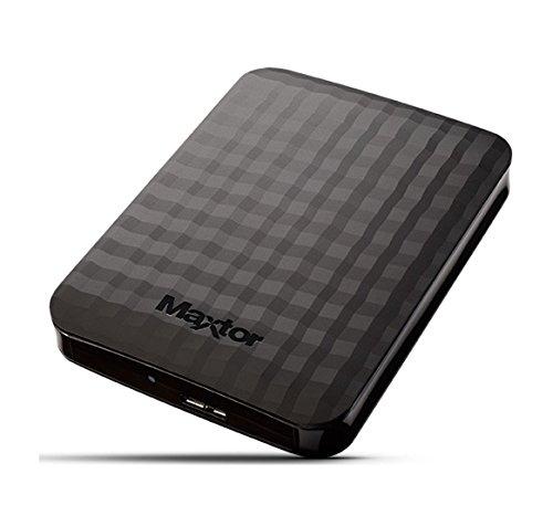 """Disque Dur Externe 2.5"""" Maxtor STSHX-M201TCBM - 2 To, USB 3.0 (Vendeur tiers)"""