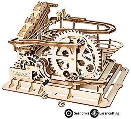 Puzzle Mécanique 3D Rokr Brainteaser en Bois (Vendeur Tiers)