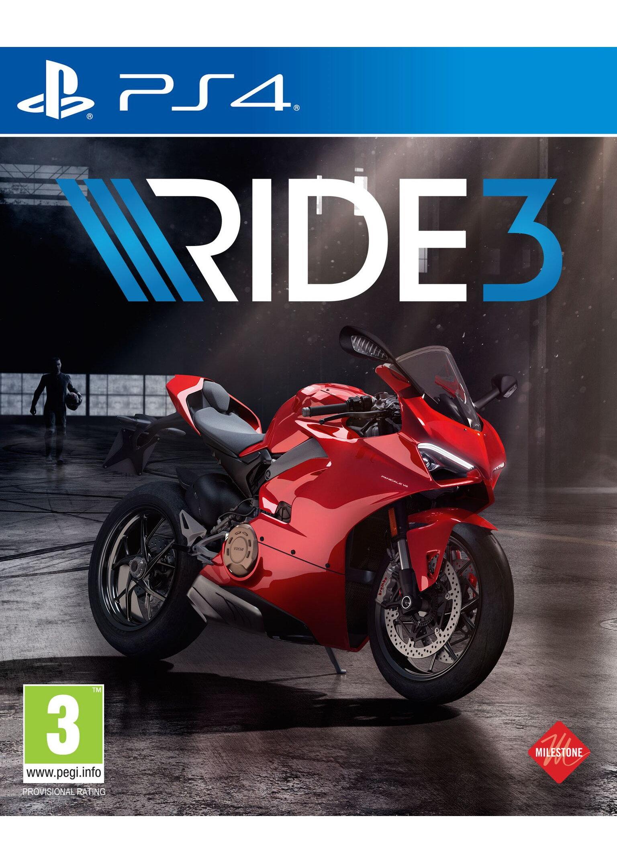 Jeu Ride 3 sur PS4 / XBOX ONE / PC