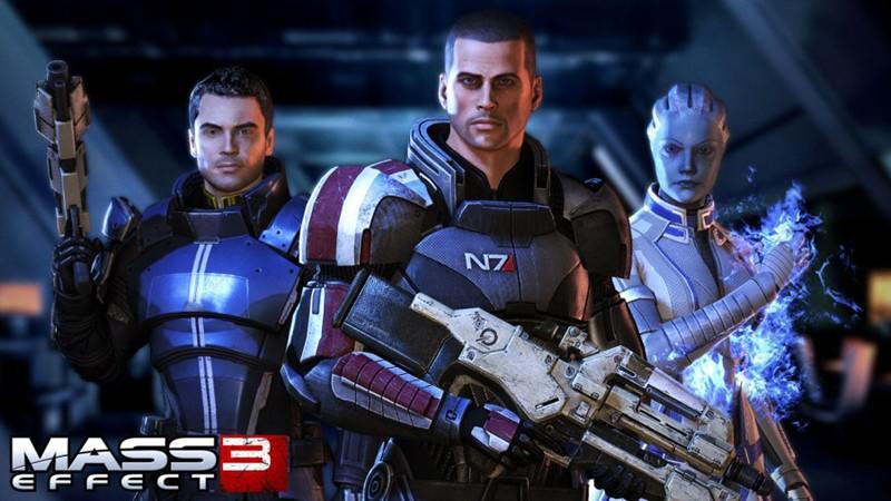 Jeu PC dématérialisé (Origin) : Mass Effect 3 Standard Edition
